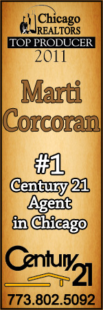Marti Corcoran Century 21 Agent Chicago
